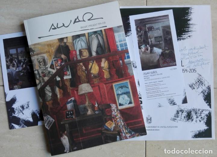ALVAR SUÑOL - PASSAT I PRESENT 1954-2015. EDITADO POR EL AYUNTAMIENTO DE CASTELL-PLATJA D'ARO. 2015. (Libros Nuevos - Bellas Artes, ocio y coleccionismo - Pintura)