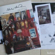 Libros: ALVAR SUÑOL - PASSAT I PRESENT 1954-2015. EDITADO POR EL AYUNTAMIENTO DE CASTELL-PLATJA D'ARO. 2015.. Lote 134609330