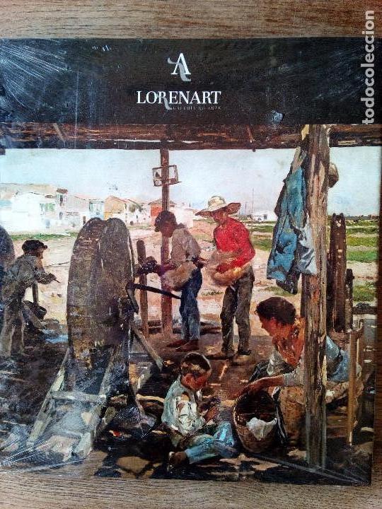 A LORENART GALERÍA DE ARTE - NUEVO, CON EL PRECINTO ORIGINAL. (ENVÍO 4,31€) (Libros Nuevos - Bellas Artes, ocio y coleccionismo - Pintura)