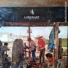 Libros: A LORENART GALERÍA DE ARTE - NUEVO, CON EL PRECINTO ORIGINAL. (ENVÍO 4,31€). Lote 135950806