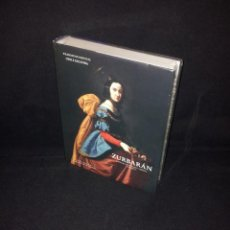 Libros: FRANCISCO DE ZURBARAN - CATALOGO RAZONADO Y CRITICO - TOMO 1 + 1 CD ROM - TOMO SIN ABRIR. Lote 140034346