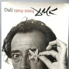 Libros: LIBRO DALÍ 1904-2004, EN CATALAN, TAPA DURA, BUEN ESTADO. Lote 142560954