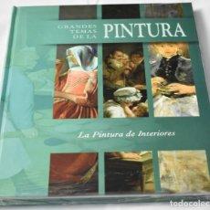 Libros: GRANDES TEMAS DE LA PINTURA. LA PINTURA DE INTERIORES. Lote 142717574