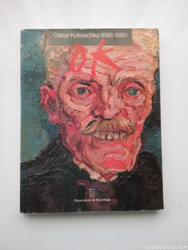 Libro De Oskar Kokoschka 1886 1980