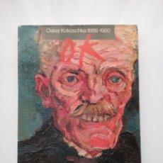 Libros: LIBRO DE OSKAR KOKOSCHKA 1886-1980. Lote 143375870