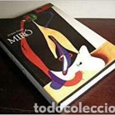 Libros: JACQUES DUPIN MIRO. EDICIÓN POLIGRAFA 2004. TAPA DURA. 480 PP . EN COLOR Y B/N (NUEVO). Lote 143826637