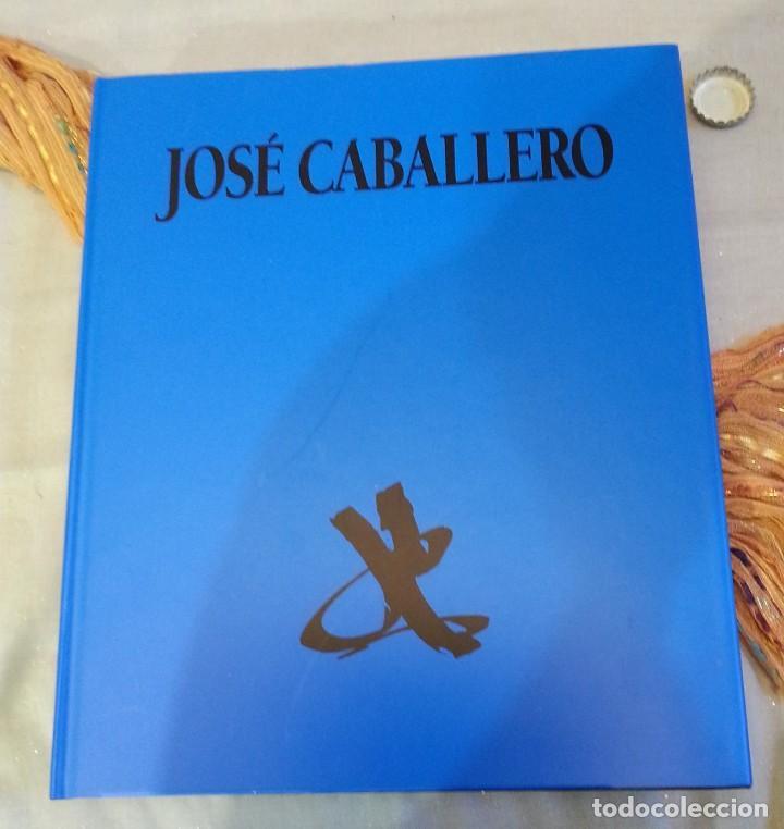 LIBRO JOSE CABALLERO (Libros Nuevos - Bellas Artes, ocio y coleccionismo - Pintura)