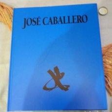 Livros: LIBRO JOSE CABALLERO. Lote 147877026