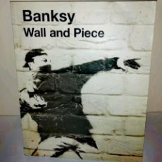 Libros: BANKSY WALL AND PIECE BOOK CENTURY 2006. Lote 148311670