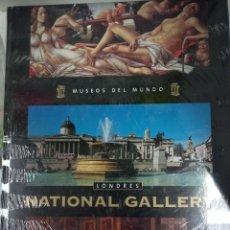 Libros: MUSEOS DEL MUNDONATIONAL GALLERY LONDRES. Lote 148346477