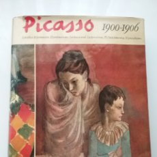 Libros: LIBRO DE PICASSO 1900- 1906, EDITORIAL BLUME.. Lote 148741580