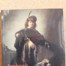 Libri: REMBRANDT. PINTOR DE HISTORIAS. EDICIÓN A CARGO DE ALEJANDRO VERGARA. . Lote 150231626