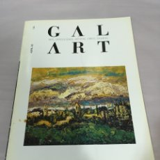 Libros: REVISTA GAL ART ABRIL-96. Lote 151209089