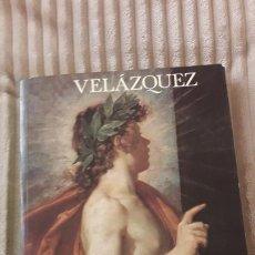 Libros: VELÁZQUEZ. CATÁLOGO EXPOSICIÓN 1990. Lote 152613029