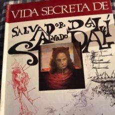 Libros: LIBRO VIDA SECRETA DE DALI (CATALÁN). Lote 154588274