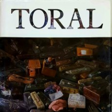 Libros: CRISTÓBAL TORAL, LIBRO DE EDITORIAL CALPE.. Lote 156741428