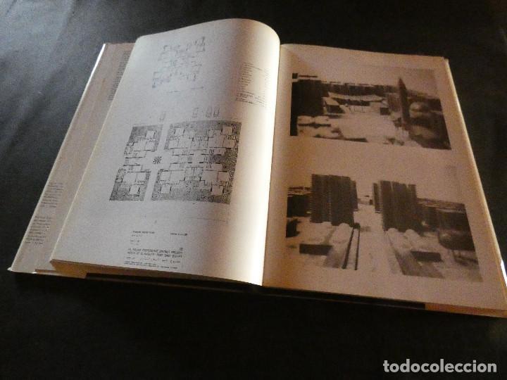 Libros: LIBRO GRAN TAMAÑO CONSULTORES DE ARQUITECTURA Y URBANISMO SA BORRELL 1965-80 ALGUNA PAGINA SUELTA - Foto 2 - 157398170