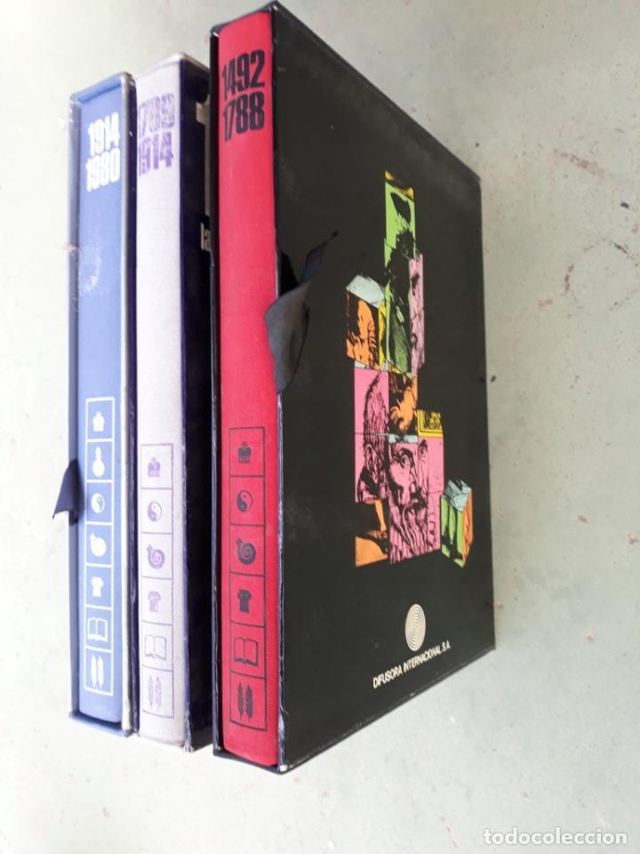 3 TOMOS GRANDES DE LA HISTORIA (Libros Nuevos - Bellas Artes, ocio y coleccionismo - Pintura)