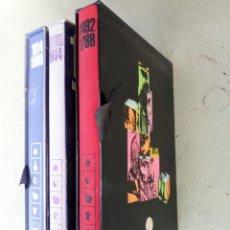 Libros: 3 TOMOS GRANDES DE LA HISTORIA. Lote 159231726