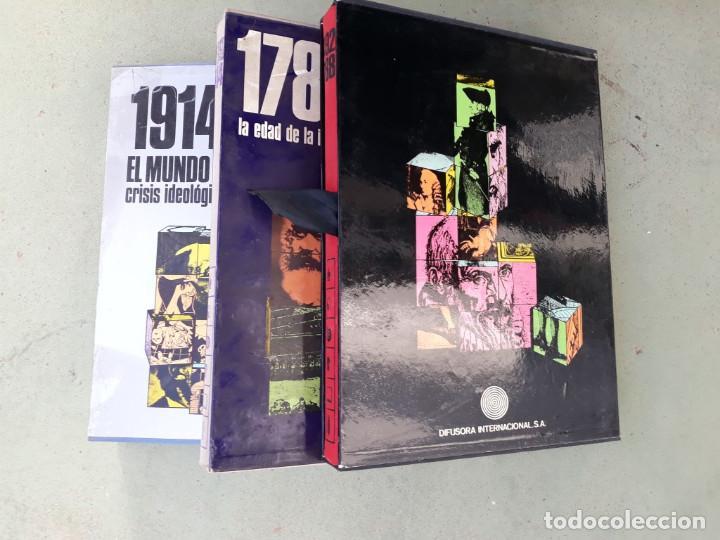 Libros: 3 tomos grandes de la historia - Foto 2 - 159231726