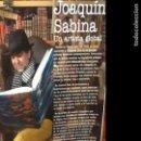 Libros: PUBLICIDAD ARTIKA DE GARAGATOS DE JOAQUÍN SABINA. Lote 159282438
