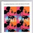 Libros: EL ARTE DE MICKEY MOUSE. LOS ARTISTAS INTERPRETAN AL RATON MAS FAMOSO DEL MUNDO. 1996. Lote 160239921