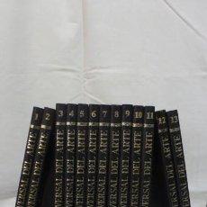 Libros: HISTORIA UNIVERSAL DEL ARTE (1984) - COMPLETA (13 TOMOS) – SARPE. Lote 160484702