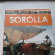 Libros: LIBRO SOROLLA ED. TIKEL.. Lote 160560020