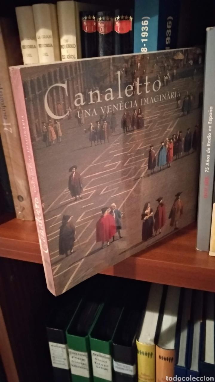 CANALETTO. UNA VENECIA IMAGINARIA (Libros Nuevos - Bellas Artes, ocio y coleccionismo - Pintura)