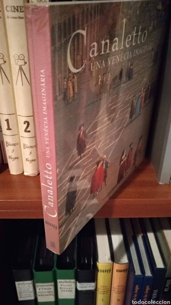 Libros: CANALETTO. UNA VENECIA IMAGINARIA - Foto 2 - 165333864