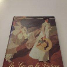 Libros: LIBRO ANTONIO GALA , LA LUZ DE LA PINTURA , EDICION LIMITADA ENDESA. Lote 166064097