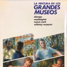 Libros: LA PINTURA EN LOS GRANDES MUSEOS. LUIS MONREA. TOMO 7. EDITORIAL PLANETA. BARCELONA, 1981. SIN ABRIR. Lote 167216592