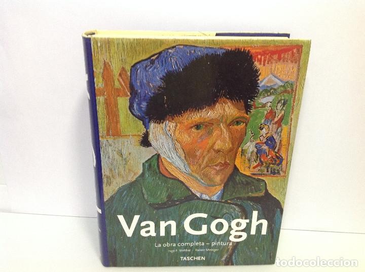 VINCENT VAN GOGH LA OBRA COMPLETA PINTURA INGO F WALTHER RAINER METZGER (Libros Nuevos - Bellas Artes, ocio y coleccionismo - Pintura)