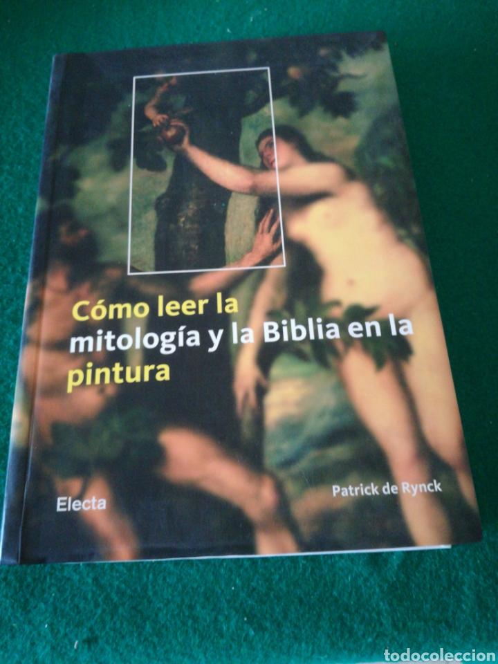 COMO LEER LA MITOLOGIA Y LA BIBLIA EN LA PINTURA (Libros Nuevos - Bellas Artes, ocio y coleccionismo - Pintura)