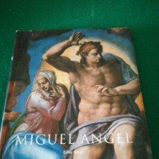 Libros: MIGUEL ÁNGEL. Lote 167691721