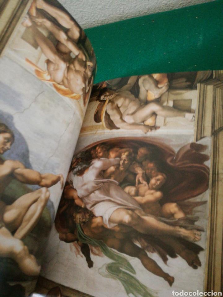 Libros: MIGUEL ÁNGEL - Foto 3 - 167691721