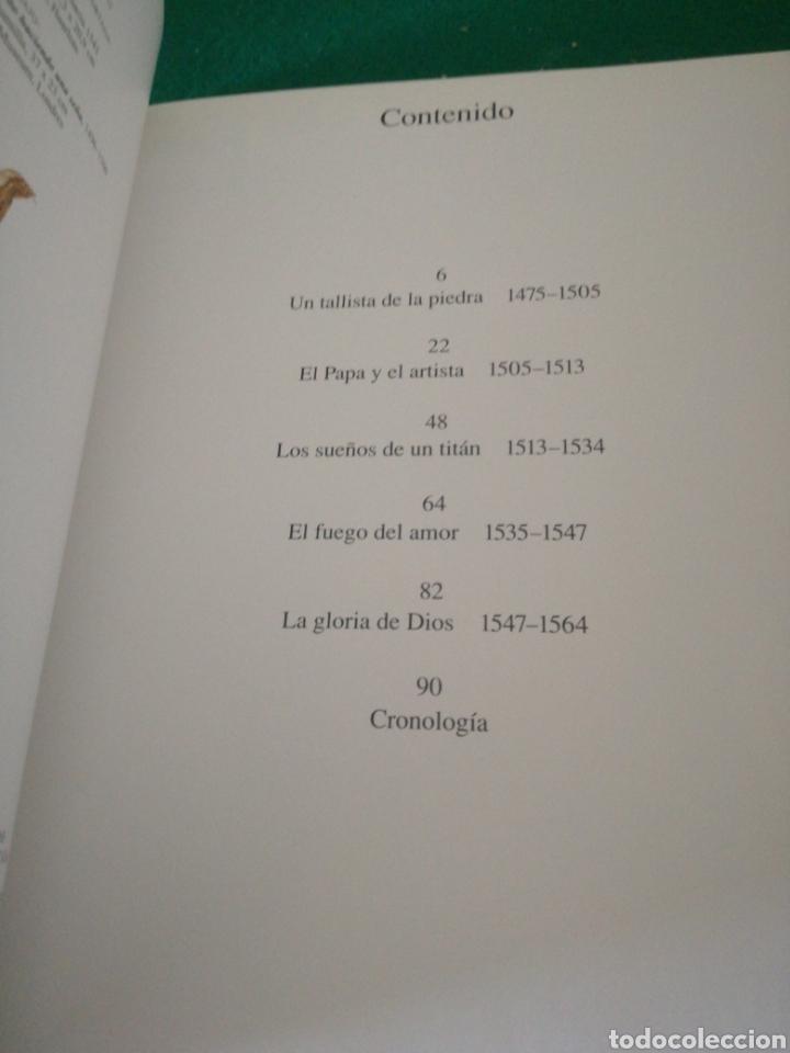 Libros: MIGUEL ÁNGEL - Foto 4 - 167691721