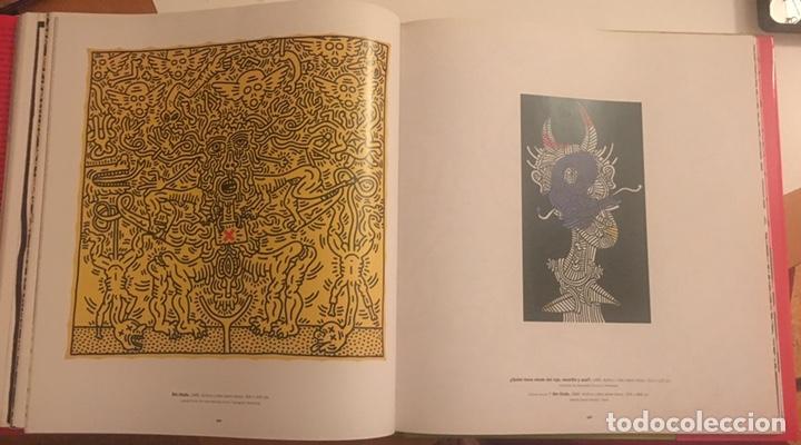 Libros: Libro K. Haring 300 paginas 30x32 cm tapa dura - Foto 2 - 170886633