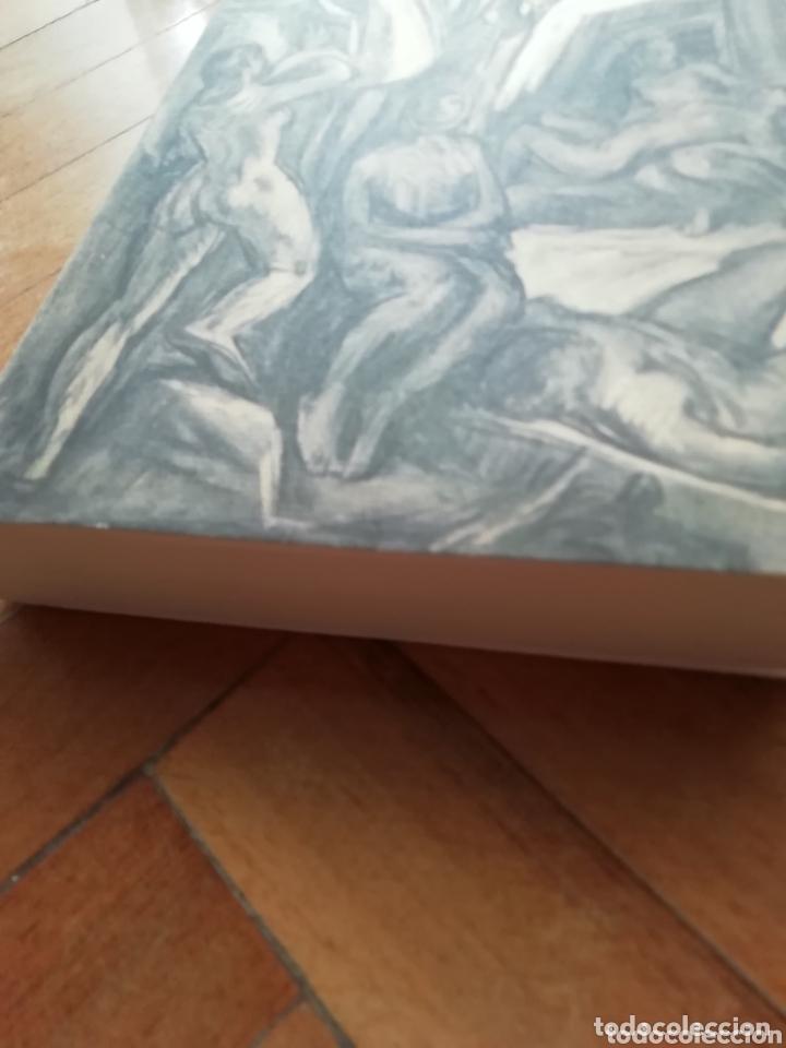 Libros: Pedro mozos catálogo de la exposición Conde Duque, 330 pag. y litografia firmada y enmarcada. - Foto 4 - 173505752