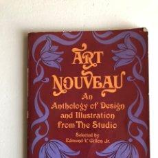 Libros: LIBRO DIBUJOS ART NOUVEAU. Lote 173611223
