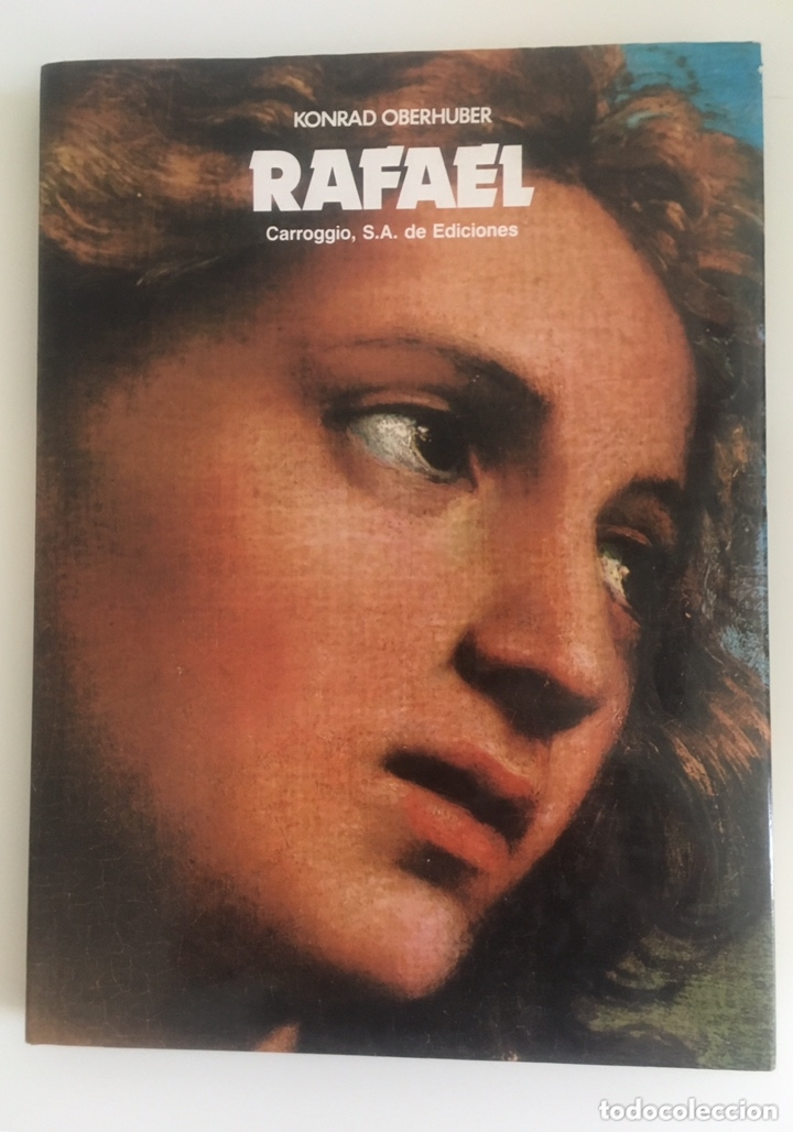 LIBRO RAFAEL KONRAD OBERHUBER CARRAGGIO SA EDICIONES (Libros Nuevos - Bellas Artes, ocio y coleccionismo - Pintura)