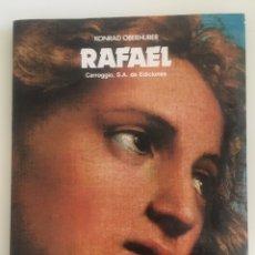 Libros: LIBRO RAFAEL KONRAD OBERHUBER CARRAGGIO SA EDICIONES. Lote 174151653