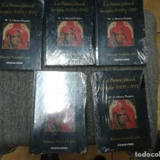 Libros: LA PINTURA GOTICA DE LOS SIGLOS XIII Y XIV. HISTORIA VISUAL DEL ARTE. NUEVOS. PRECIO UNIDAD. Lote 248247260