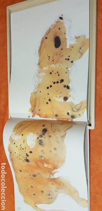 Libros: Miquel Barceló. edicion limitada. firmada a lapiz por miquel barcelò.Cahier de felins.lámina - Foto 13 - 175193148