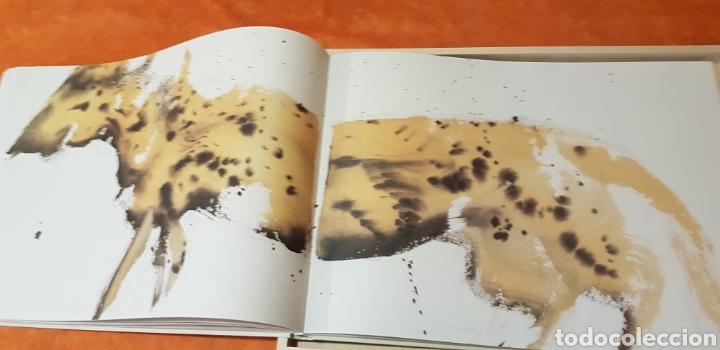 Libros: Miquel Barceló. edicion limitada. firmada a lapiz por miquel barcelò.Cahier de felins.lámina - Foto 14 - 175193148