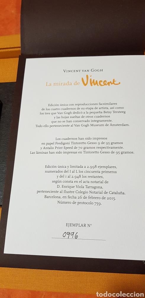 Libros: EDICIÓN FACSÍMIL LA MIRADA DE VINCENT VAN GOGH AGOTADA - Foto 9 - 175404510