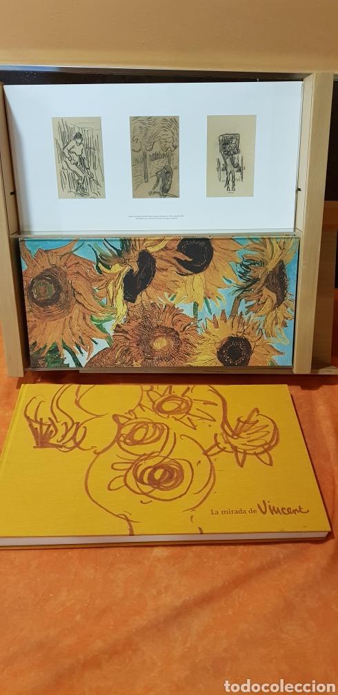 EDICIÓN FACSÍMIL LA MIRADA DE VINCENT VAN GOGH AGOTADA (Libros Nuevos - Bellas Artes, ocio y coleccionismo - Pintura)