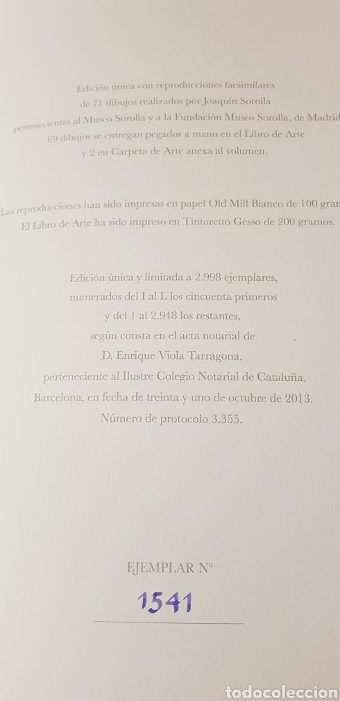 Libros: EL MAR DE SOROLLA. - Foto 9 - 175586523