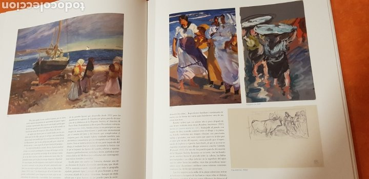 Libros: EL MAR DE SOROLLA. - Foto 16 - 175586523
