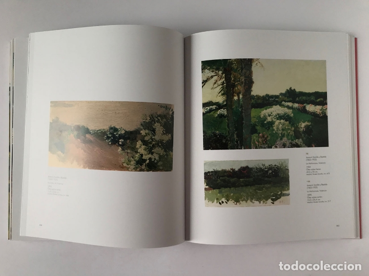 Libros: Sorolla Tierra adentro. Catálogo. - Foto 3 - 180208073